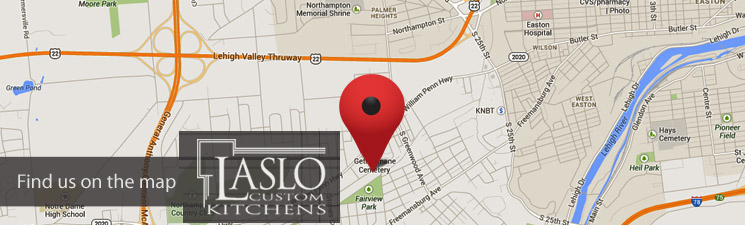 Contact Laslo Kitchens - For Your Kitchen & Bathroom Renovation Needs