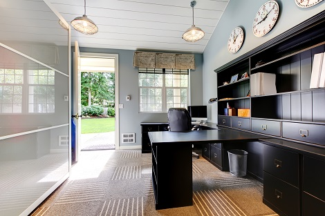 home office renovations - laslo kitchens