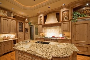 Kitchens - Custom Kitchens