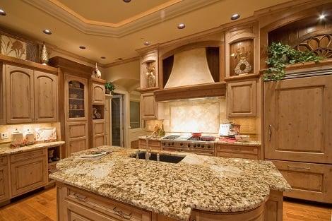 Kitchens - Custom Kitchens