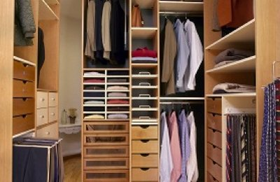 Laslo's Custom Kitchen Products & Services: Closet Organization