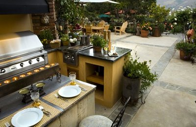 Laslo's Custom Kitchen Products & Services: Recreation Outdoor Kitchen Ideas
